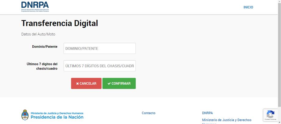 Registro automotor de San Isidro 5