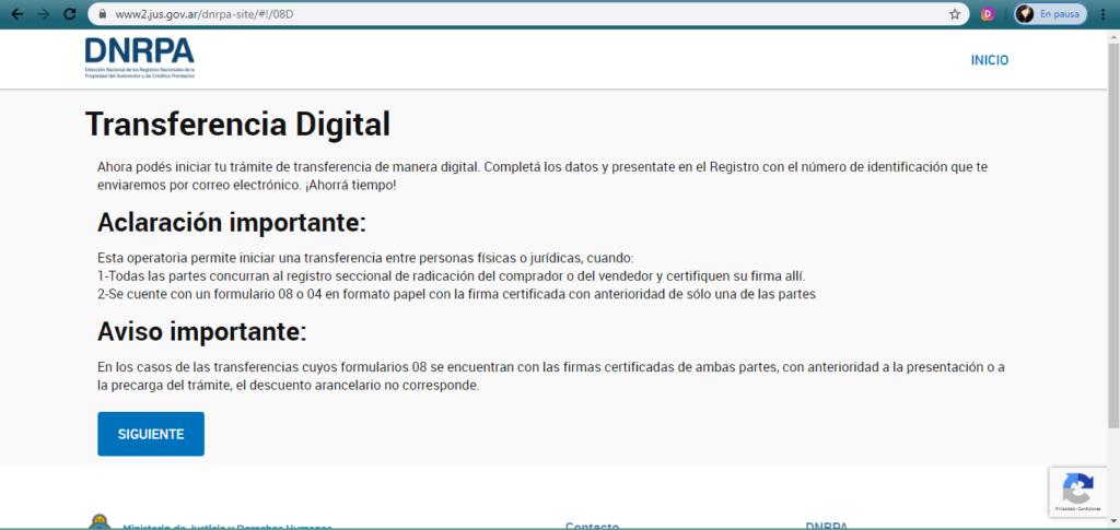 Registro del automotor Mendoza 3