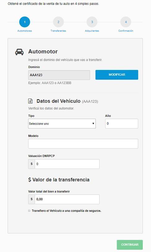 Rellenar formulario Ceta sin clave fiscal3
